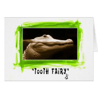 Carte Fée de dent