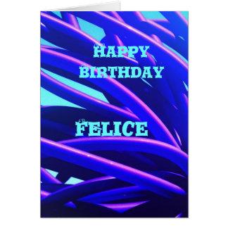 Carte Felice
