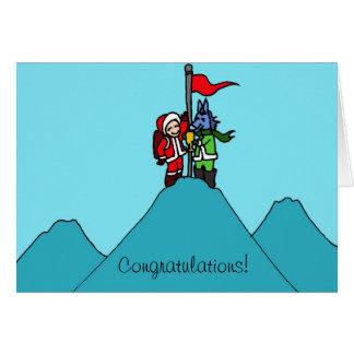 Carte Félicitations !