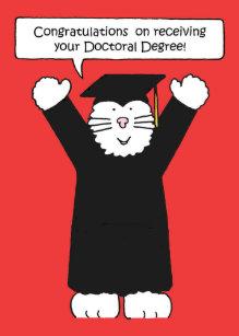 Carte Felicitations De Doctorat