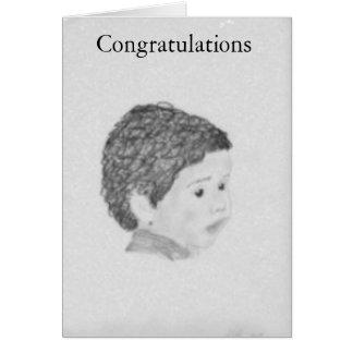 Carte Félicitations sur votre bébé