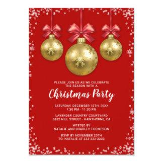 Carte Fête de vacances d'entreprise de Noël d'affaires