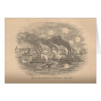 Carte Fiançailles naval à Memphis