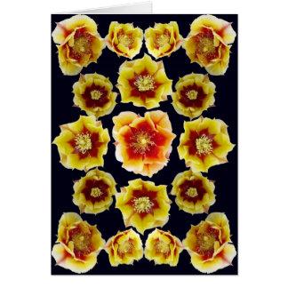 Carte Figue de Barbarie rouge et jaune Cactuscomposite 2
