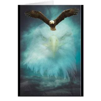 Carte Fils de joyeux anniversaire d'Eagle