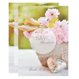 Carte Fleurs Fleur-Roses de cerise épousant des