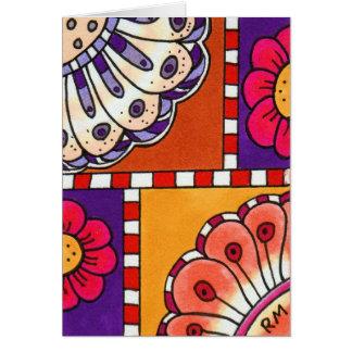 Carte Flor adorent
