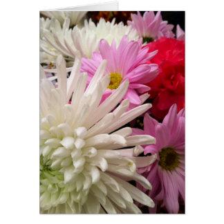 Carte Flowers=smiles