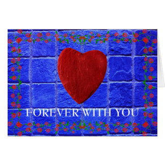 Carte Forever with you