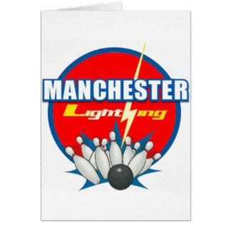 Carte Foudre de Manchester