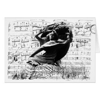 Carte Frederic Chopin