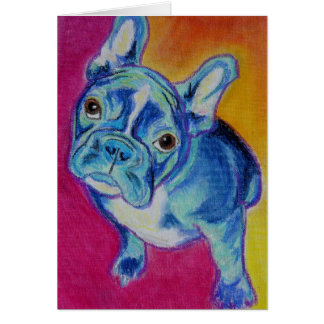 Carte Frenchie #1