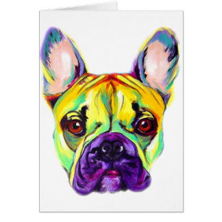 Carte Frenchie #2