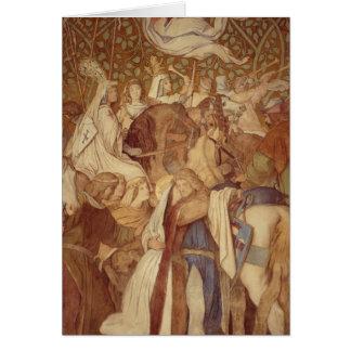 Carte Fresque, Elisabeth-Galerie, château de Wartburg