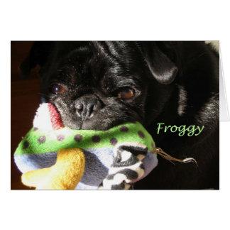 Carte Froggy