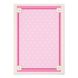Carte Frontière rose sur la texture acrylique