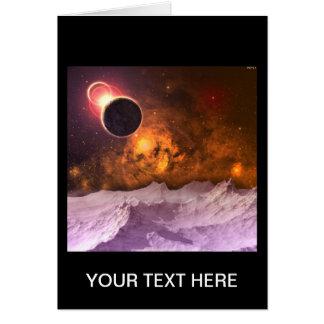 Carte Gamme cosmique