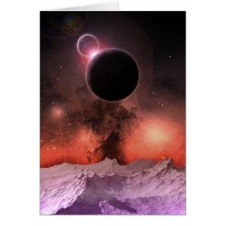 Carte Gamme cosmique #2