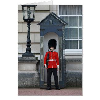 Carte Garde, Buckingham Palace