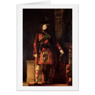 Carte George IV