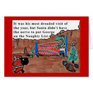 Carte George le dragon