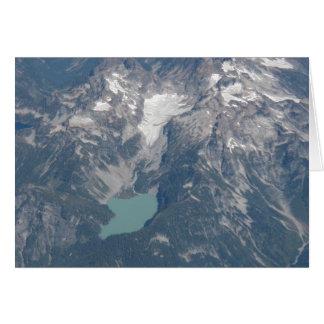 Carte glacier