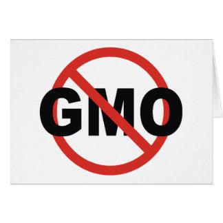 CARTE GMO