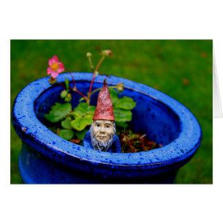 Carte Gnome curieux