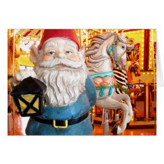 Carte Gnome de carrousel