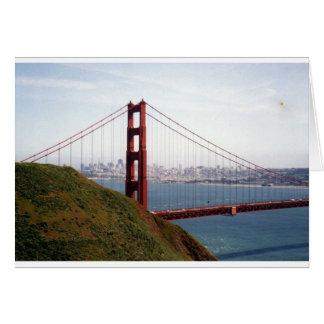 Carte Golden Gate