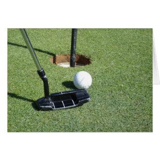 Carte Golf_Putt, _