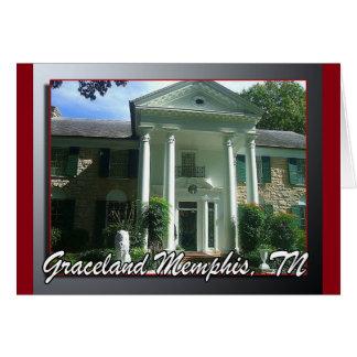 Carte Graceland Memphis TN