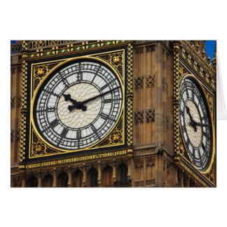 Carte Grand-Ben-clockface