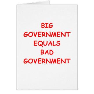 Carte grand gouvernement