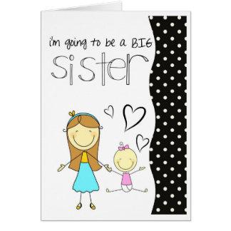 Carte Grande soeur