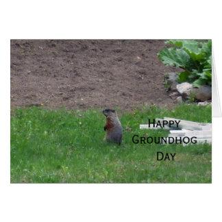 Carte Groundhog