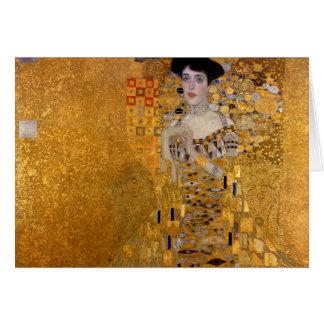 Carte Gustav Klimt - Adele Bloch-Bauer I.