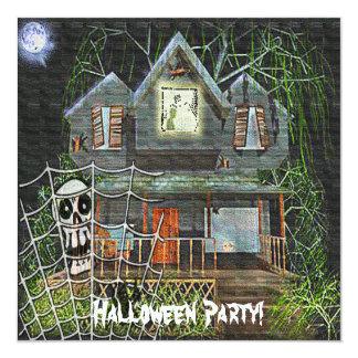Carte Halloween a hanté la Chambre