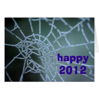 Carte happy2012