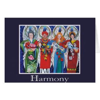 Carte Harmonie