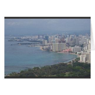 Carte Hawaï