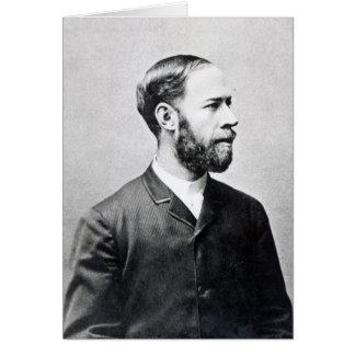 Carte Heinrich Rudolph Hertz