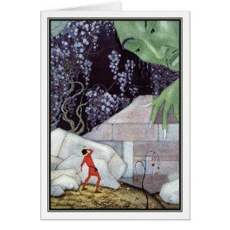 Carte Henry et le géant par la Virginie Frances Sterrett
