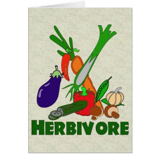 Carte Herbivore