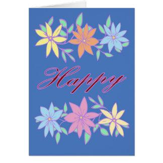 Carte heureuse #1