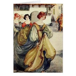 Carte Histoires de Chaucer -