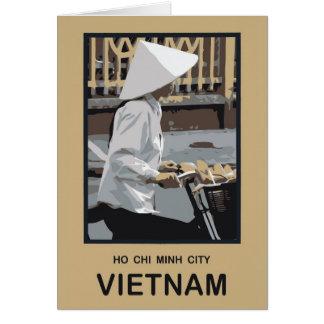 Carte Ho Chi Minh Ville Vietnam