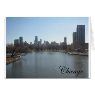 Carte Horizon de Chicago