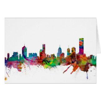 Carte Horizon de Melbourne