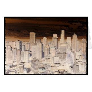 Carte Horizon de Seattle